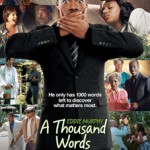 "Recomandare film ""A Thousand Words"""