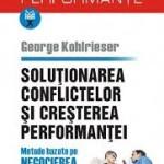 Recomandare carte: Solutionarea conflictelor si cresterea performantei