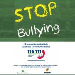 """Telefonul Copilului Proiectul """"Stop Bullying"""""""